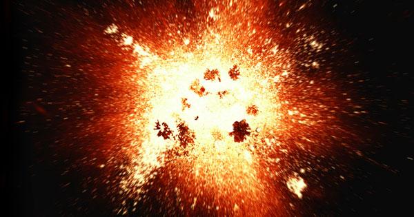 الانفجار العظيم ونشأة الكون